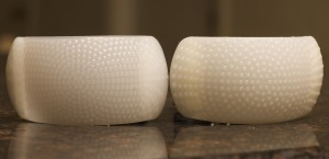 Gary Fong on Left and Meritline on right.  If you look closely, you can see how the molded dimples are slightly different.